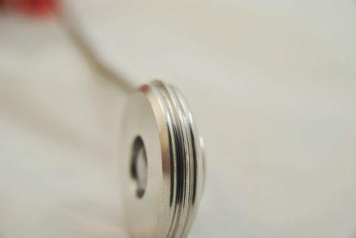 Aluminium Disc Corner Roller