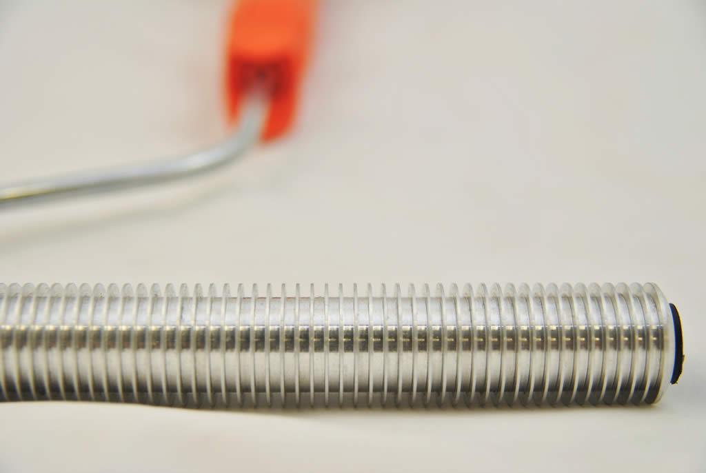 Aluminium Finned Roller