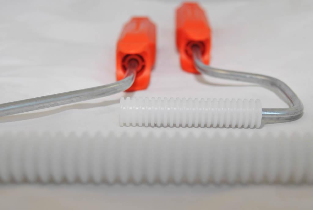Plastic Finned Roller